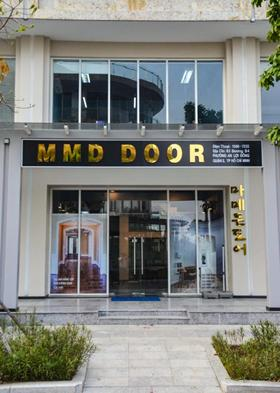 Showroom MMD Door